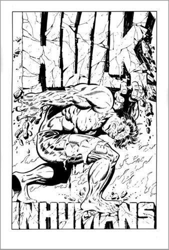 The Incredible Hulk Annual #1