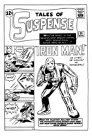 Tale of Suspense #39 First Appearance of Iron Man
