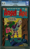 Angel and the Ape #3