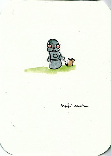 Darth Vader and Pet